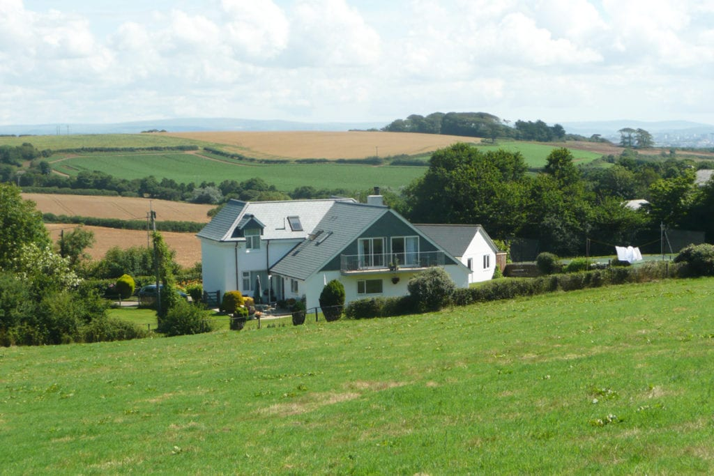 Fir Cottage B&Bs Rame Peninsula South East Cornwall